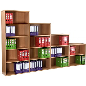 NEXT DAY Karbon Office Bookcases £57 -