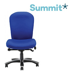 Summit Posturemax 200 Executive Bariatric Office Chair £714 -