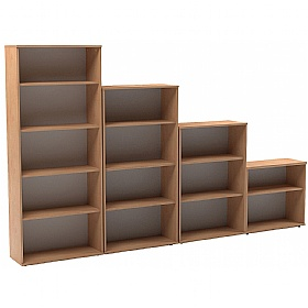 Solar Essential Office Bookcases £85 -