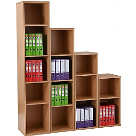 NEXT DAY Karbon Narrow Bookcases £55 -
