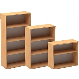 NEXT DAY Solar Essential Office Bookcases £91 -