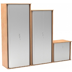 NEXT DAY Solar Essential Tambour Cupboards £225 -