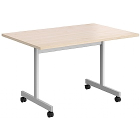 NEXT DAY Unite II Rectangular Flip Top Tables