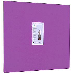 Accents FlameShield Unframed Noticeboard £53 -