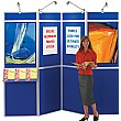 Busyfold� Heavy Duty Folding Display System