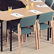 Easyfold� Folding Trapezoid Meeting Tables
