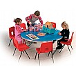 Gopak� 4ft Round Folding Tables