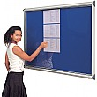 Shield� Aluminium Frame Showcases