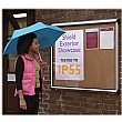 Express Stock Exterior Shield Showcases