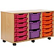 18 Tray Shallow Storage Brights