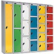 Premium Sloping Top Lockers With ActiveCoat