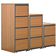 Nova 4 Drawer Filing Cabinets