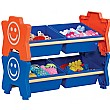 HappyStack� Double Storage Units