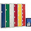 British Standard Metric Coin Retain Lockers With B