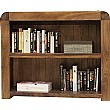 Hampshire Solid Walnut Low Bookcase
