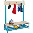 Bubblegum Cloakroom Bench Bundle 4