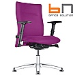 BN Kubik Fabric Swivel Conference Chair
