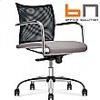 BN Carera Mesh & Fabric Task Chair