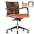 BN Carera Fabric Swivel Conference Chair