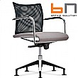 BN Carera Mesh & Fabric Swivel Conference Chair