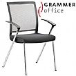Grammar Office SAIL Mesh & Fabric Conference Chair
