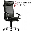 Grammer Office Tiger UP Leather Executive Chair