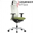 Grammer Office GLOBEline Mesh Executive Chair