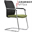 Grammer Office GLOBEline Mesh Cantilever Side Chair