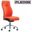 Pledge Tas High Back Custom Task Chair
