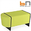 BN Magnes II Modular Seating - End Pieces