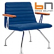 BN Mody Fabric Reception Chair