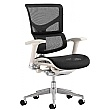 Debut 24Hr Mesh Office Chair Grey Frame