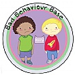 Bad Behaviour Playground Base Sign