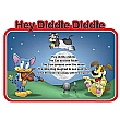 Hey Diddle Diddle Nursery Rhymes Signs