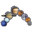 Planets Full Set Of 8 Signs