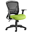 Zest Colours Mesh Task Chair - Madura