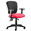 Ohio Colours Square Back Operator Chair