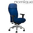 Nomique Am:Pm Extra High Back 24 Hour Office Chairs With Headrest