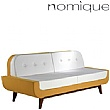 Nomique Coco 2 Seater Reception Sofas Without Arms