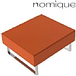 Nomique Chicago Modular 1 Seater Reception Stool