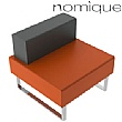 Nomique Chicago Modular 1 Seater Reception Chair