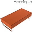 Nomique Chicago Modular 2 Seater Reception Bench