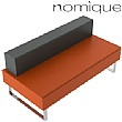 Nomique Chicago Modular Full Back 2 Seater Sofa Without Arms