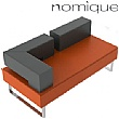 Nomique Chicago Modular 2 Seater Split Back Corner