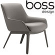 Boss Design Marnie Medium Lounge Chair