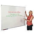 Ultra-Smooth Laminate Whiteboards