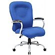 Fortis 27 Stone Heavy Duty 24 Hour Fabric Manager Chair