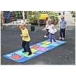 Hopscotch Outdoor Play Mat