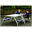 Outdoor Learning and Dining Tables