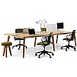 Martin Bench Desks - 4 Person
